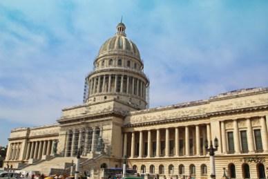 Capitolio - Havana, Cuba