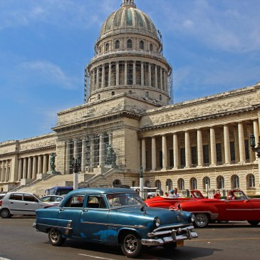 La Habana – the overwhelming city!