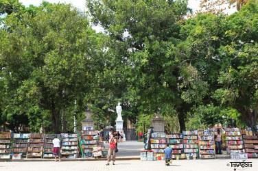 Plaza de Armas, Havana, Cuba