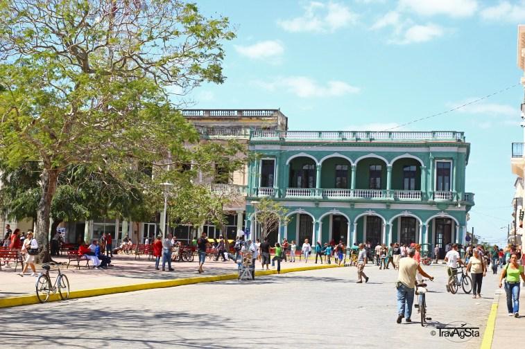 Parque Vidal. Santa Clara, Cuba