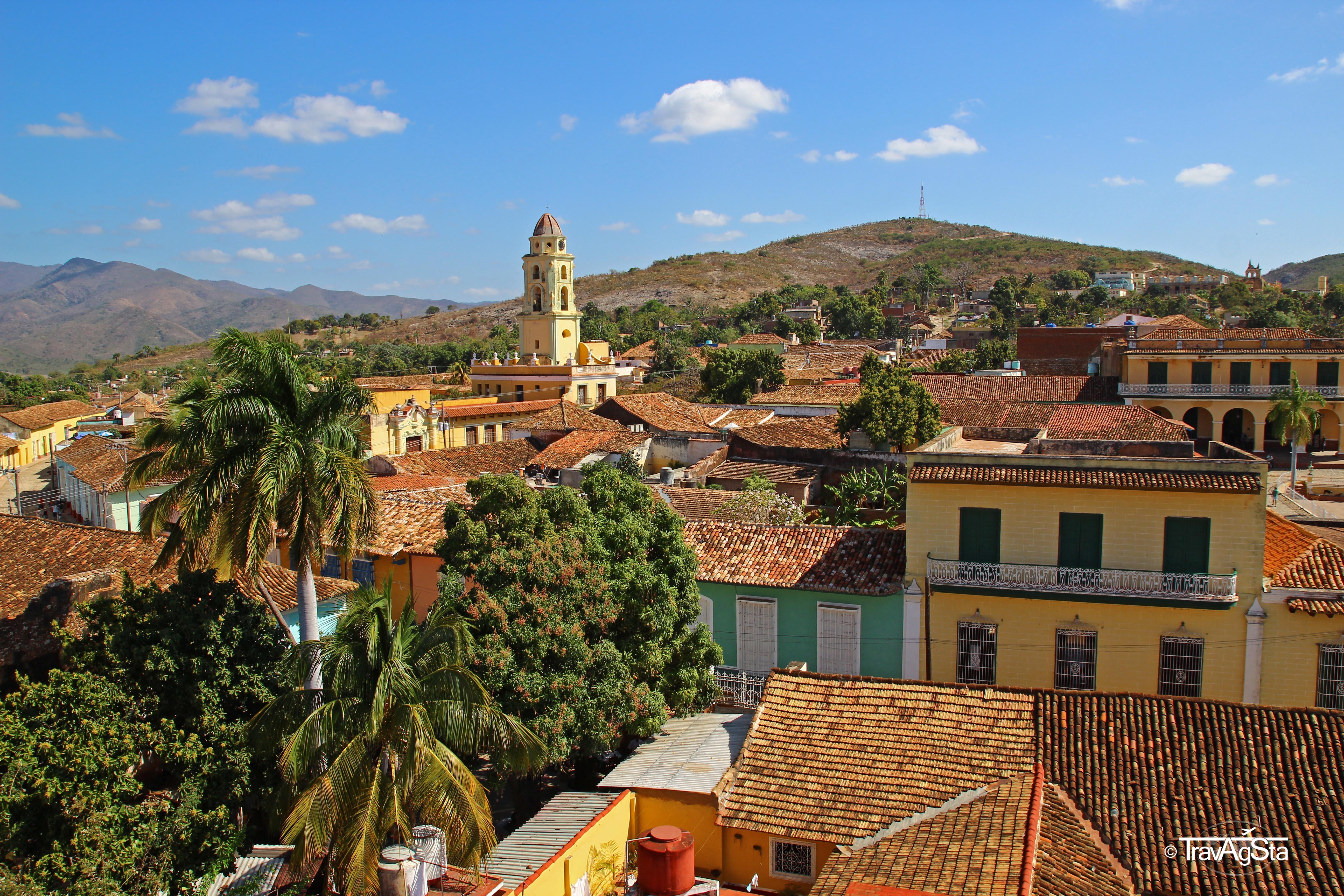 Trinidad: Eine Reise in die Vergangenheit!