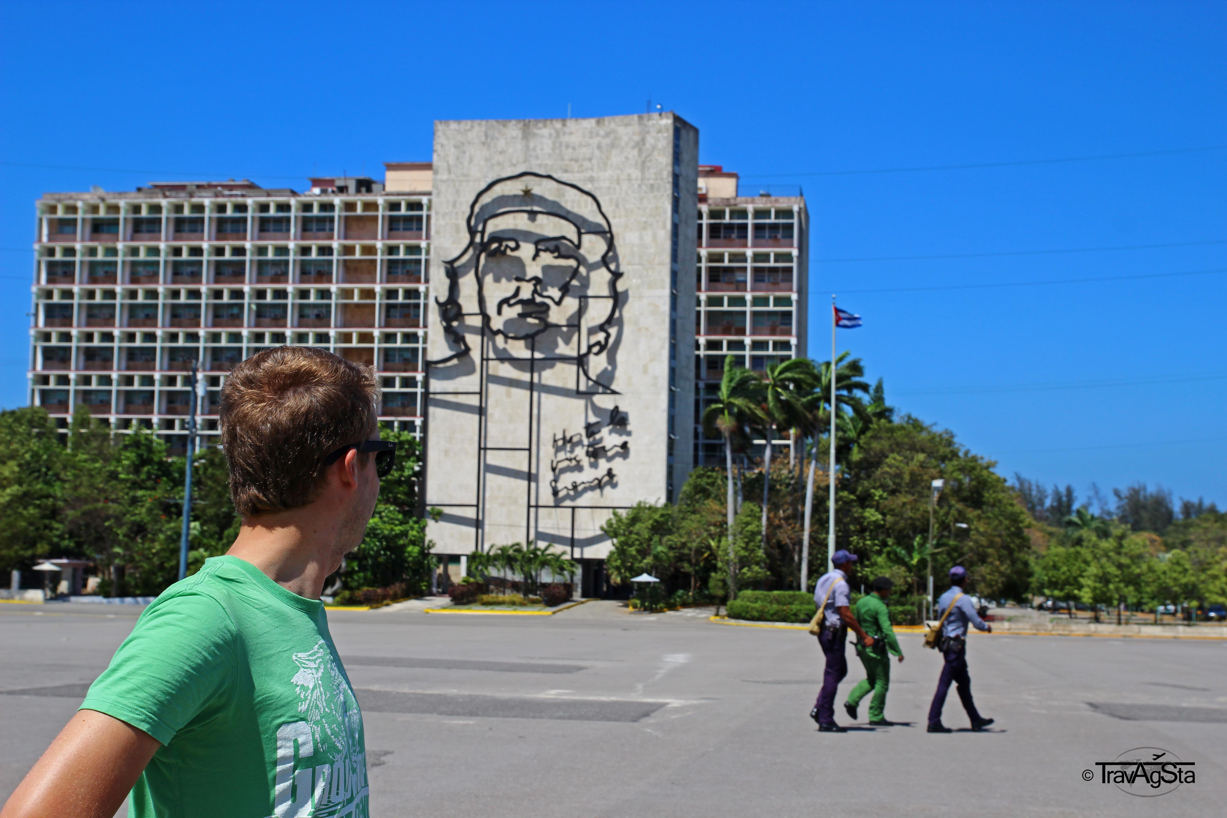 La Habana – Sightseeing in a dilapidated city!