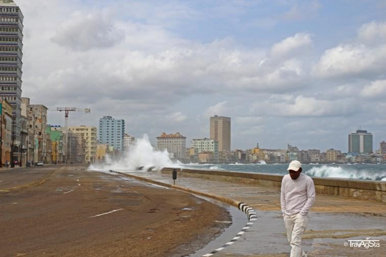 Malecón, Havana, Cuba