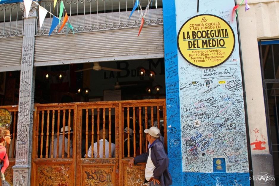 Bodeguite del Medio, Havana, Cuba
