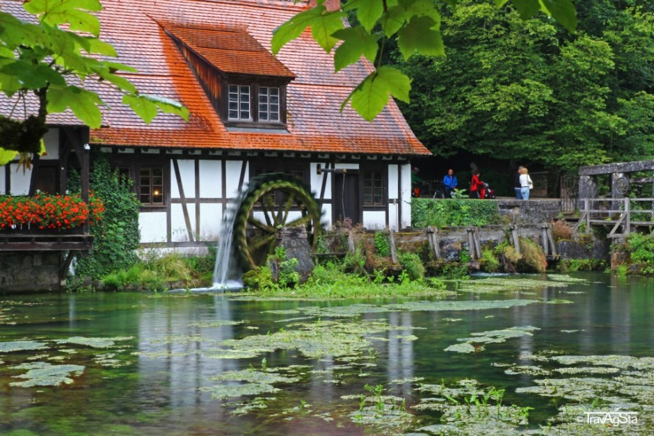 Blautopf, Baden-Württemberg, Germany