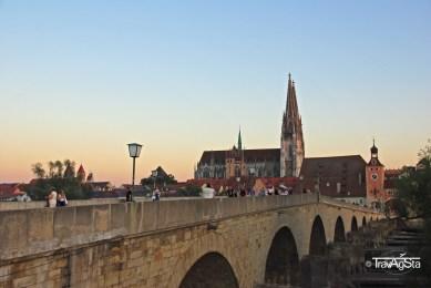 Stone Bridge, Regensburg, Germany