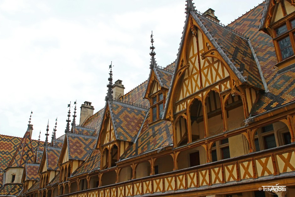 Hôtel-Dieu, Beaune, France