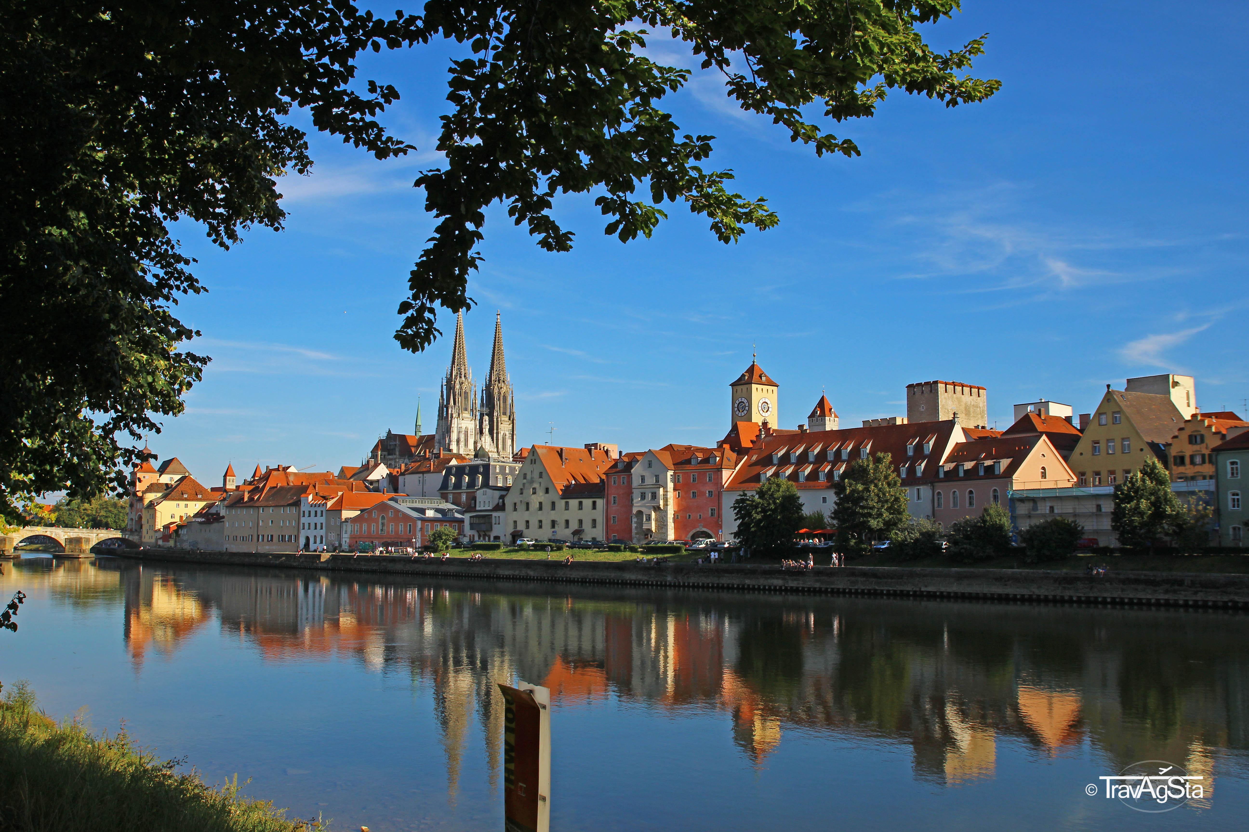 Europas schönste Städte an Flüssen!