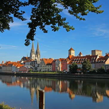 Europe's most beautiful riverside cities!