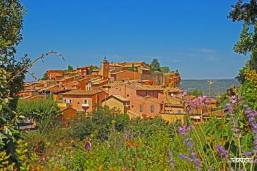 Roussillion. Provence, France