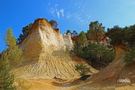 Rustrel, Provence, France