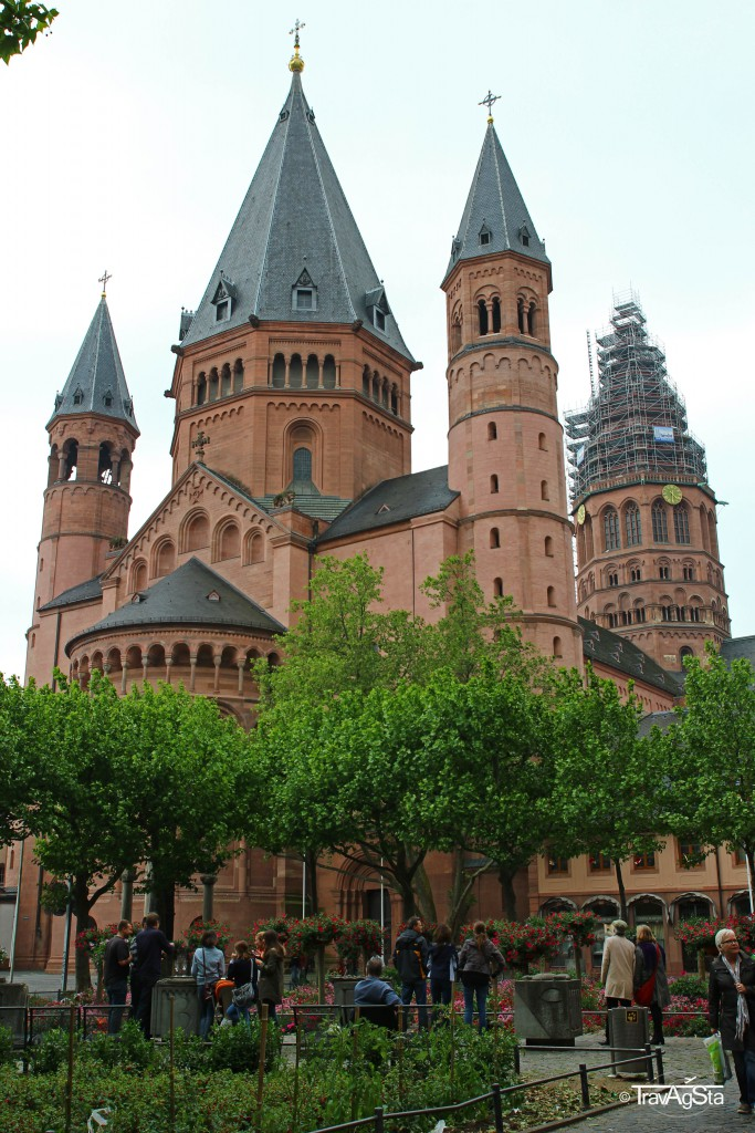 Cathedral Mainz, Germany