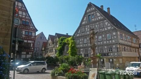 Württemberger Weinstraße, Germany