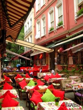 French Street, Istanbul, Turkey