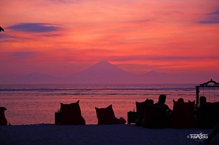 Gili Trawangan, Bali, Indonesien