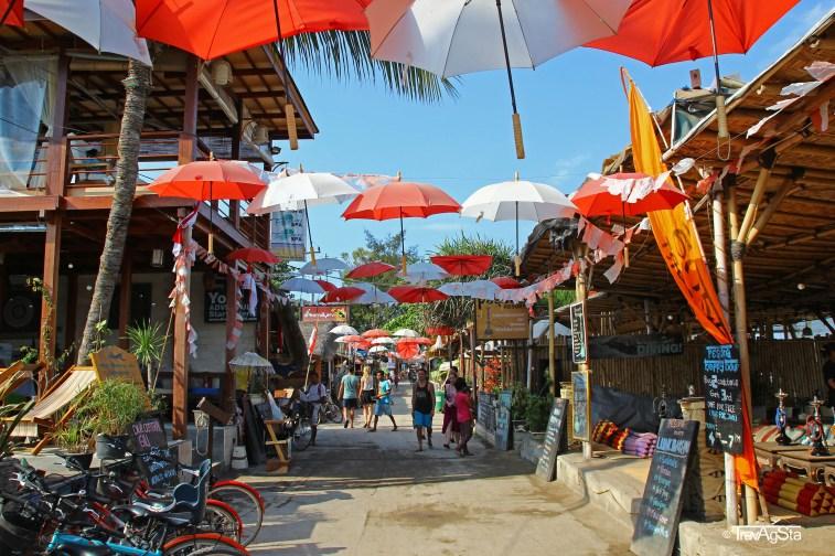 Gili Trawangan, Bali, Indonesia