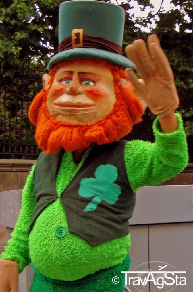 Leprechaun, Dublin, Ireland