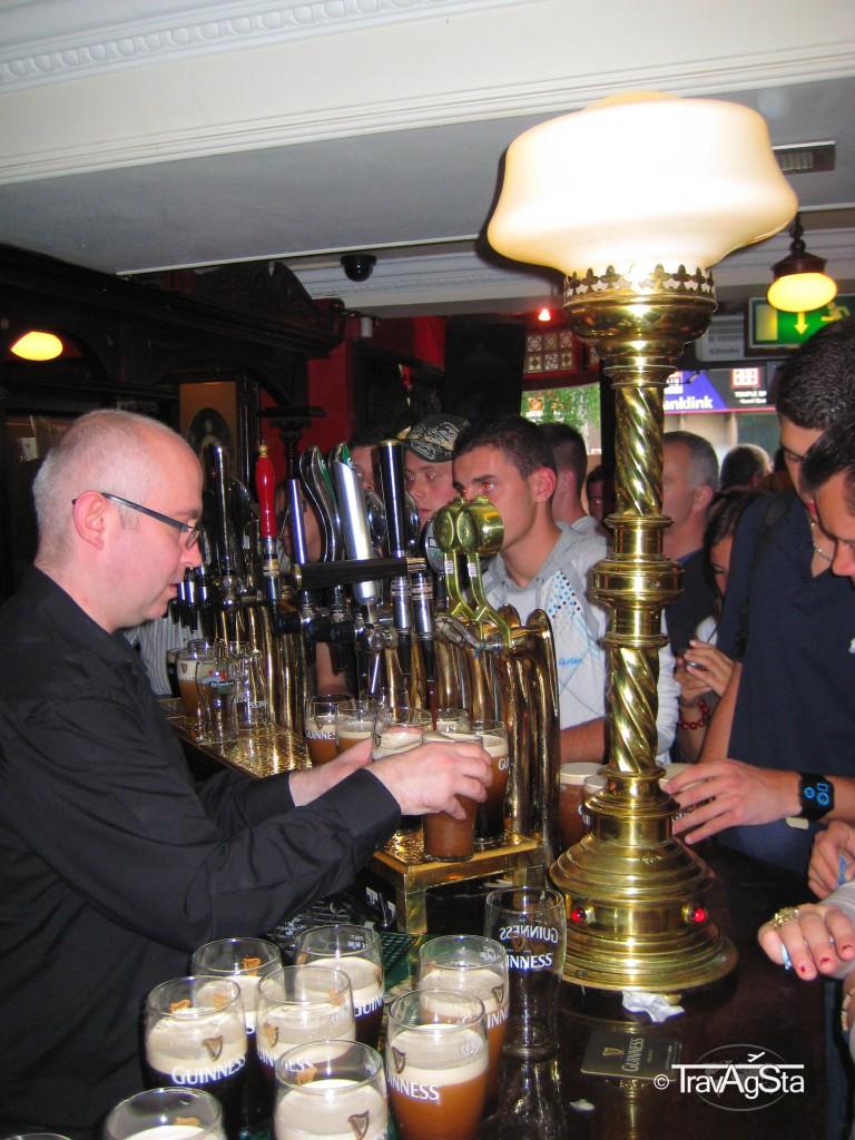 Pub, Dublin, Irland