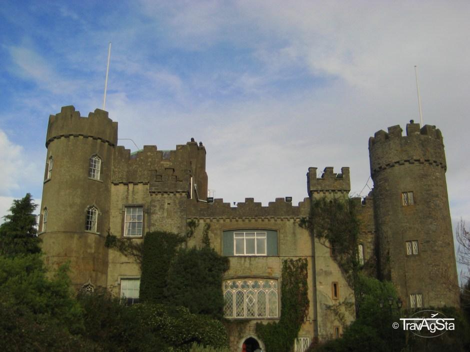 Malahide Castle, Dublin, Irland