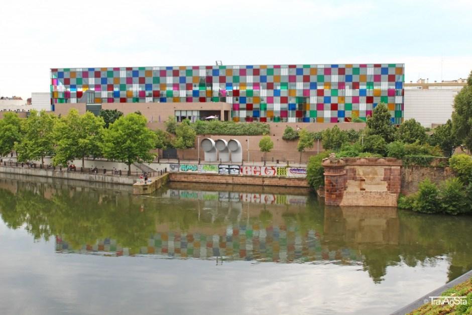 Musée d'Art Moderne et Contemporain de Strasbourg, Strasbourg, Alsace, France
