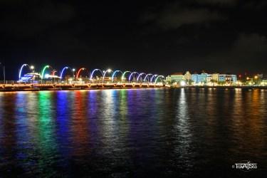 Queen-Emma-Bridge, Willemstad, Curaçao