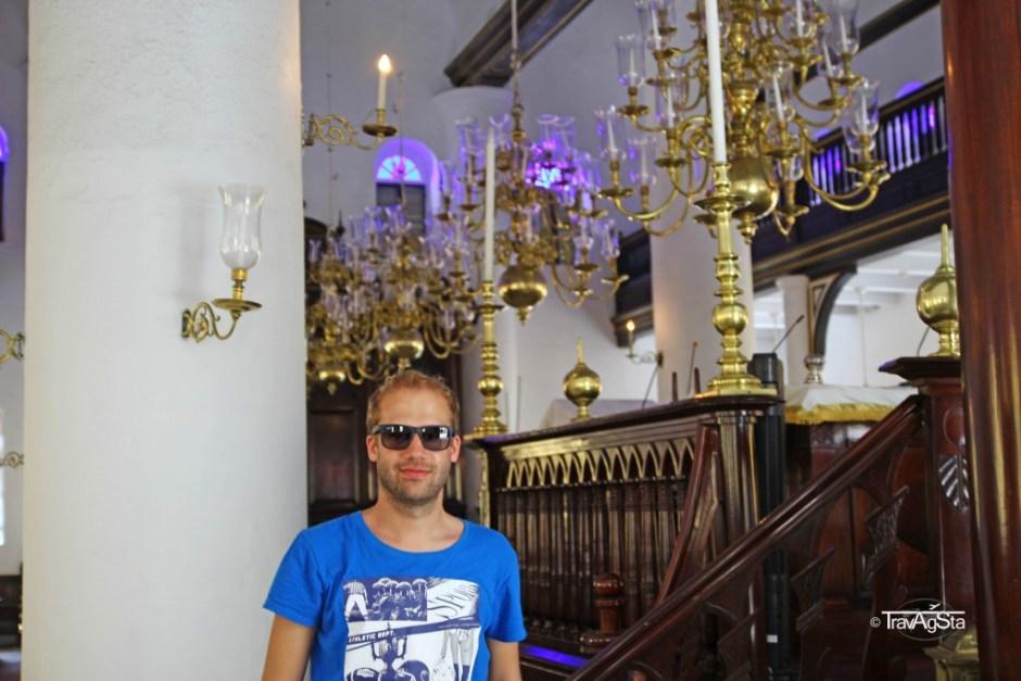 Mikve-Israel-Emanuel Synagogue, Willemstad, Curaçao