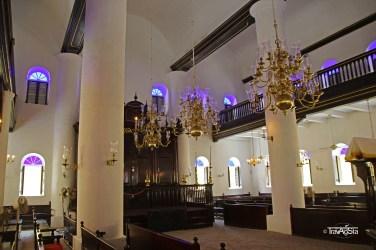 Mikve-Israel-Emanuel Synagoge, Willemstad, Curaçao