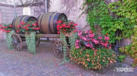 Kientzheim. Alsace, France