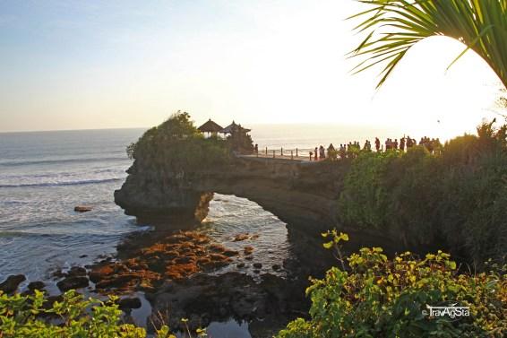 Pura Tanah Lot, Bali, Indonesia