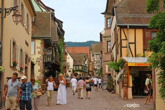 Riquewihr, Alsace, France