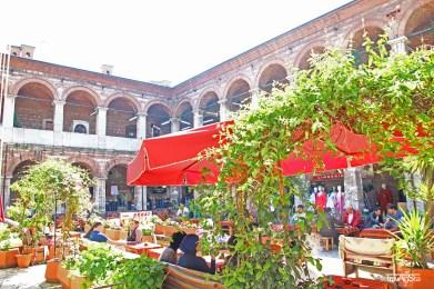 Tashane, Historical Bazaar, Istanbul, Turkey