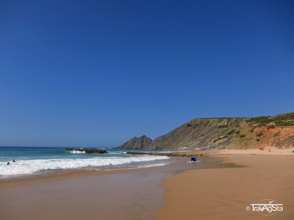 Costa Vicentina, Algarve, Portugal