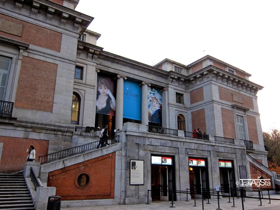 Museo del Prado, Madrid. Spain