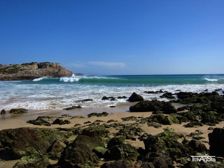 Praia do Ingrina, Algarve, Portugal