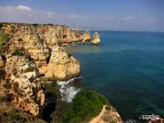 Praia da Bonceca, Near Ponta da Piedade, Algarve, Portugal