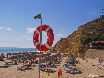 Praia do Ingra, Algarve, Portugal