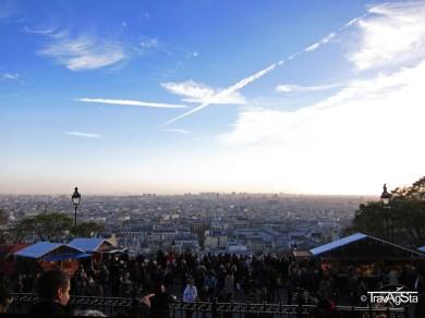 Sacré-Coeur, Paris, France