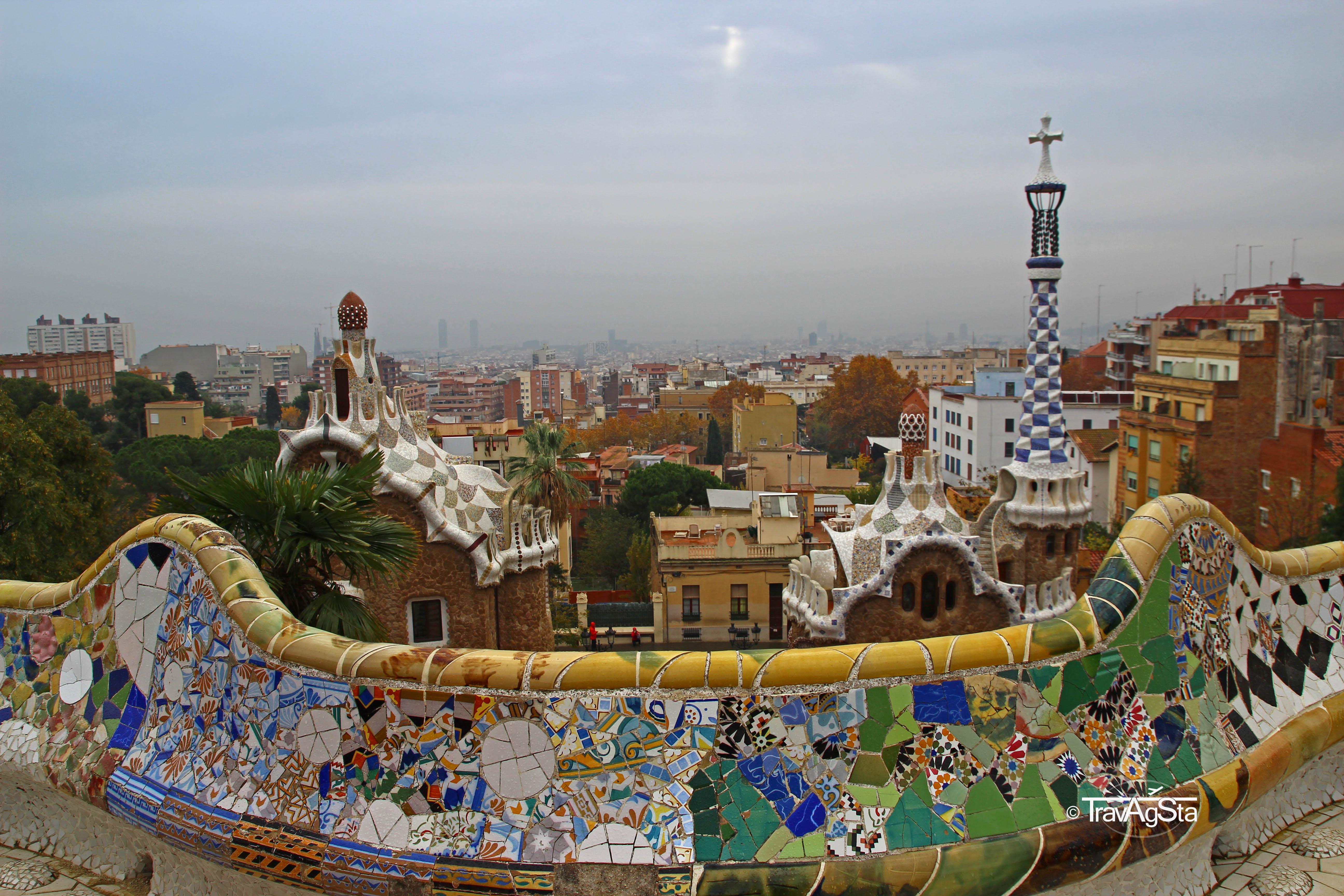Citytrip to Barcelona – Gaudí, Iberico & a little bit of Christmas! Part 1