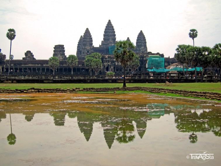 Ankgor Wat, Cambodia