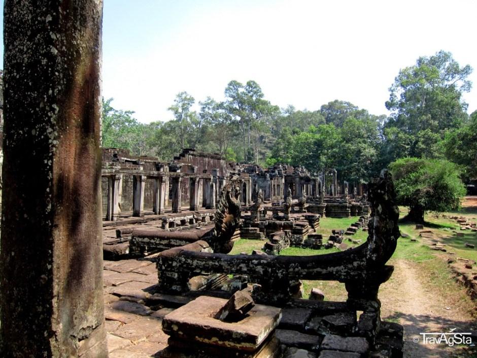 Bayon, Angkor Wat, Cambodia