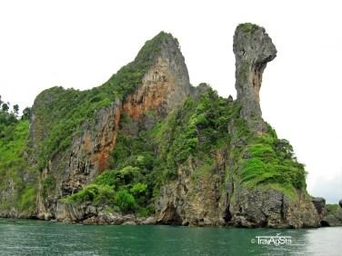 Chicken Island, Thailand