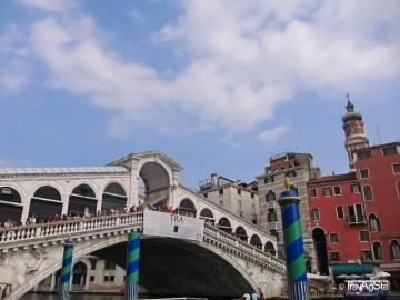 Rialto Bridge, Venice, Italy
