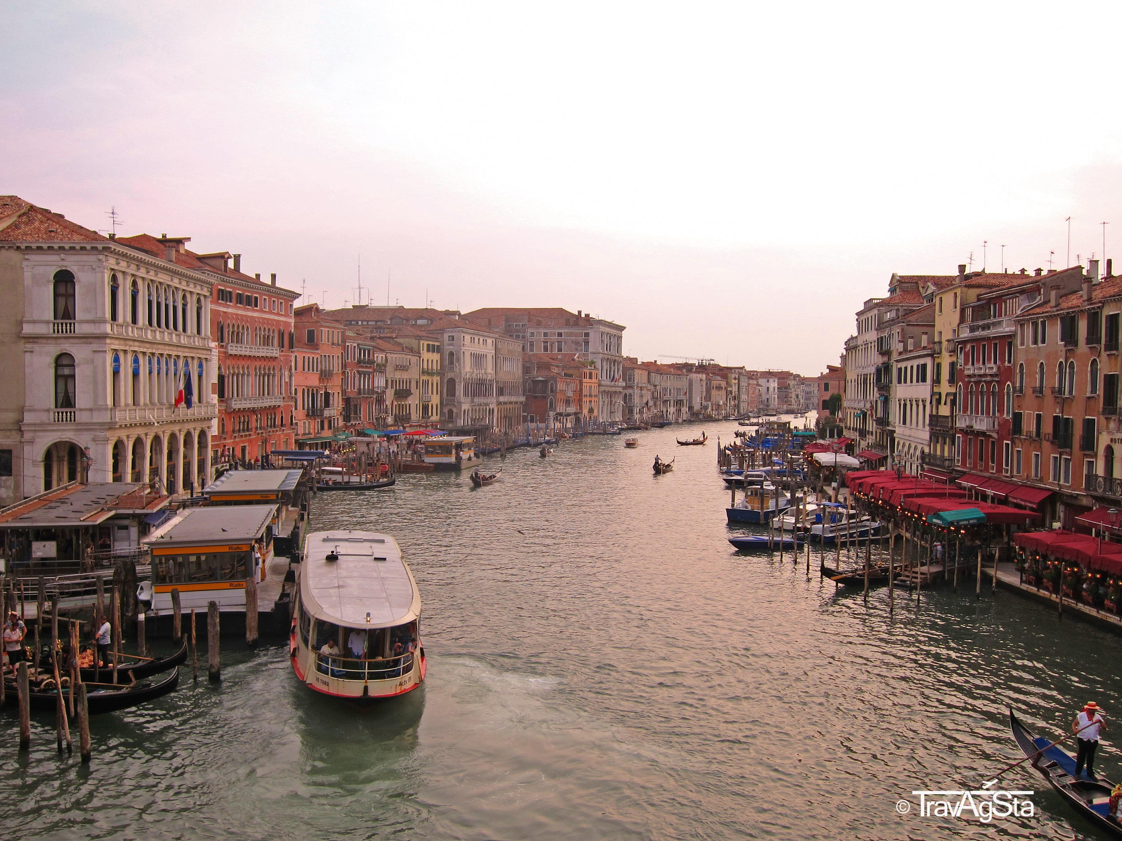 Die Top 5 in Venedig!