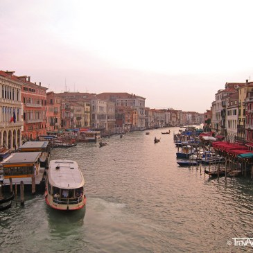 Top 5 places to see in Venice!