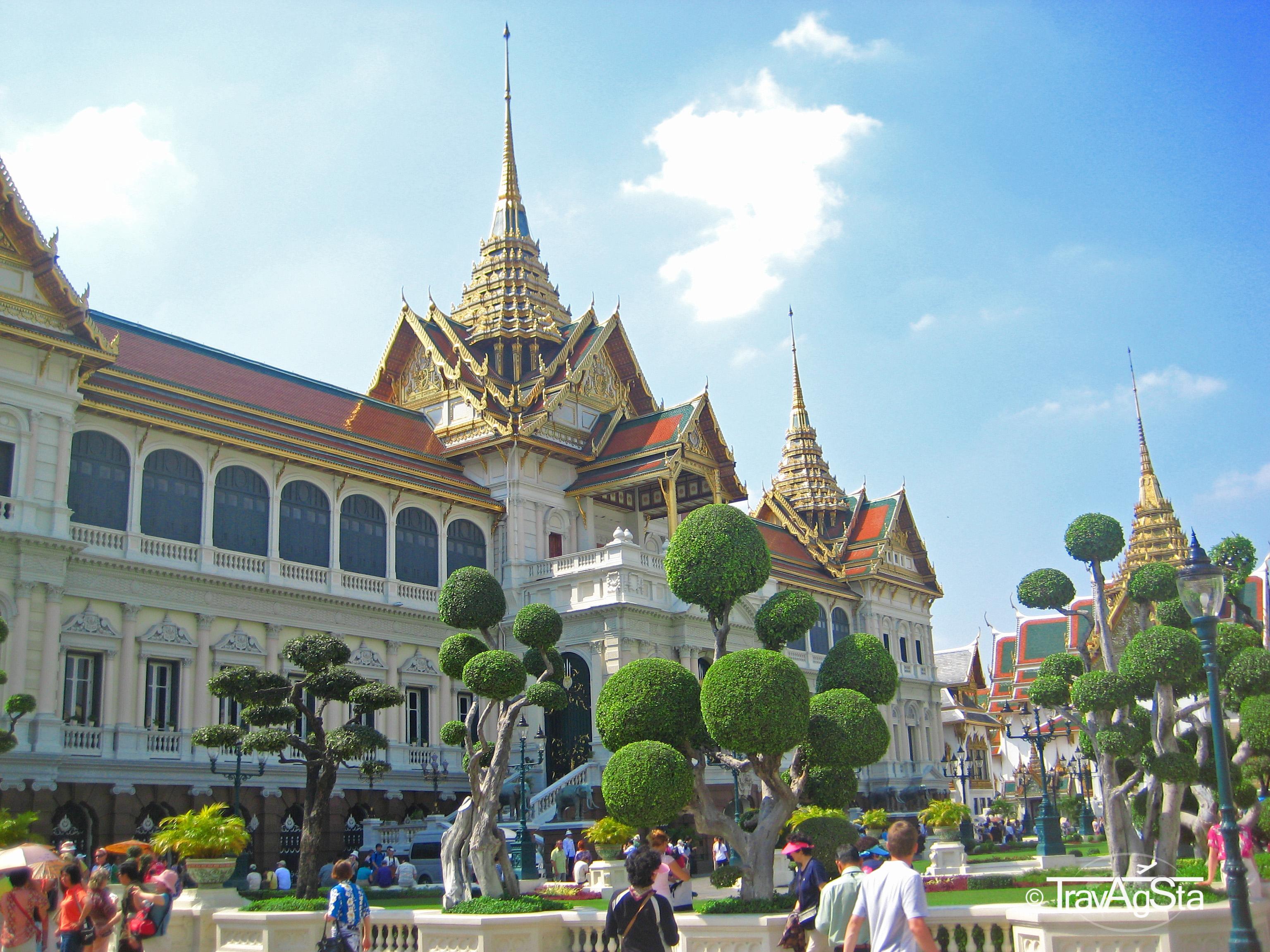 wie man in Bangkok gelegt wird