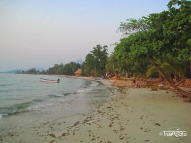 Kai Bae Beach, Ko Chang, Thailand