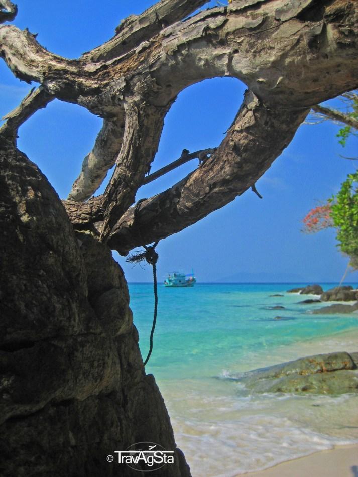 Ko Chang Marine Park, Ko Chang, Thailand
