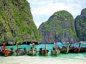 Maya Bay, Ko Phi Phi, Thailand