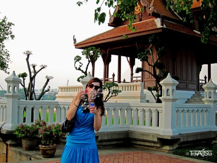 Sanitchai Prakan Park, Bangkok, Thailand