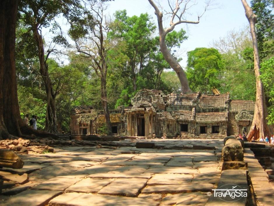 Ta Prohm, Angkor Wat, Cambodia